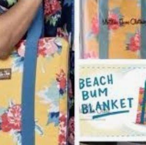 NEW Matilda Jane Beach Bum Blanket GIFT